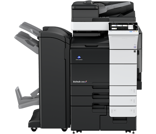 bizhub C659 Color Multifunction Printer  Konica Minolta